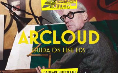 ARCLOUD _ Guida On-line Esame di Stato Architetto